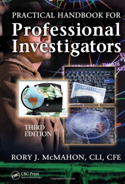 Professional Investigators Book